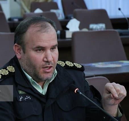 برگزاری ۱۴۹ برنامه در هفته نیروی انتظامی در آذربایجانشرقی