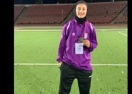 دعوت از بانوی فوتبالیست آذربایجان شرقی به تیم ملی