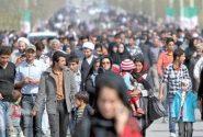 جمعیت ایران ۹۵ میلیونی میشود