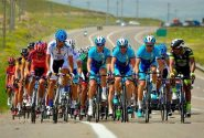 آغاز مرحله اول مسابقات لیگ دوچرخهسواری کشور در ارس